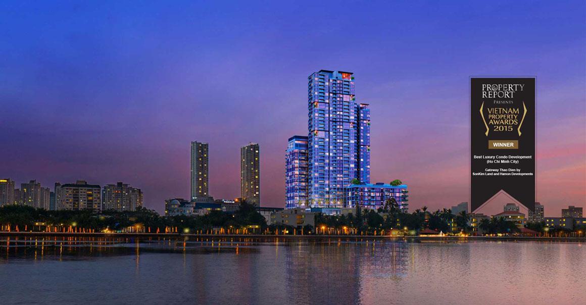 Bán căn hộ Gateway Thảo Điền