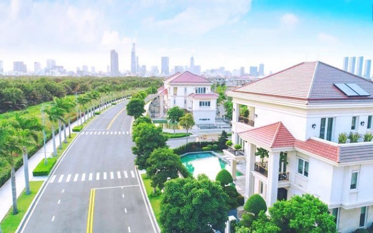 Biệt thự Saroma Đại Quang MInh