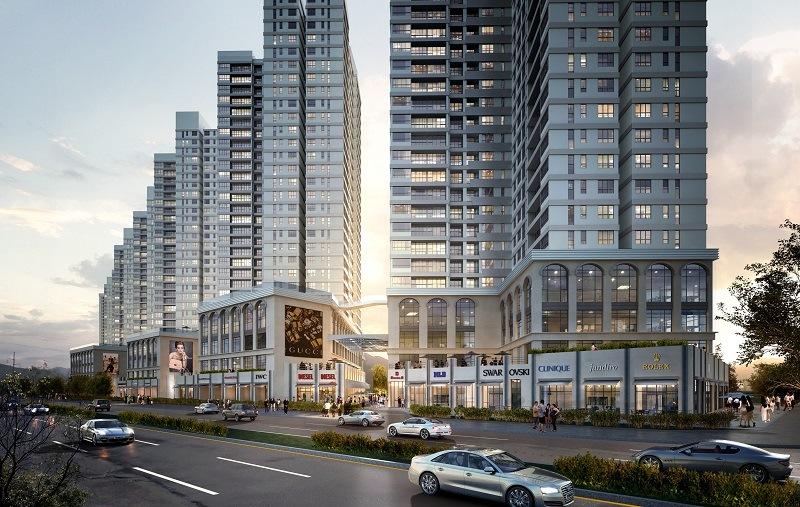 Cho thuê căn hộ The Sun Avenue