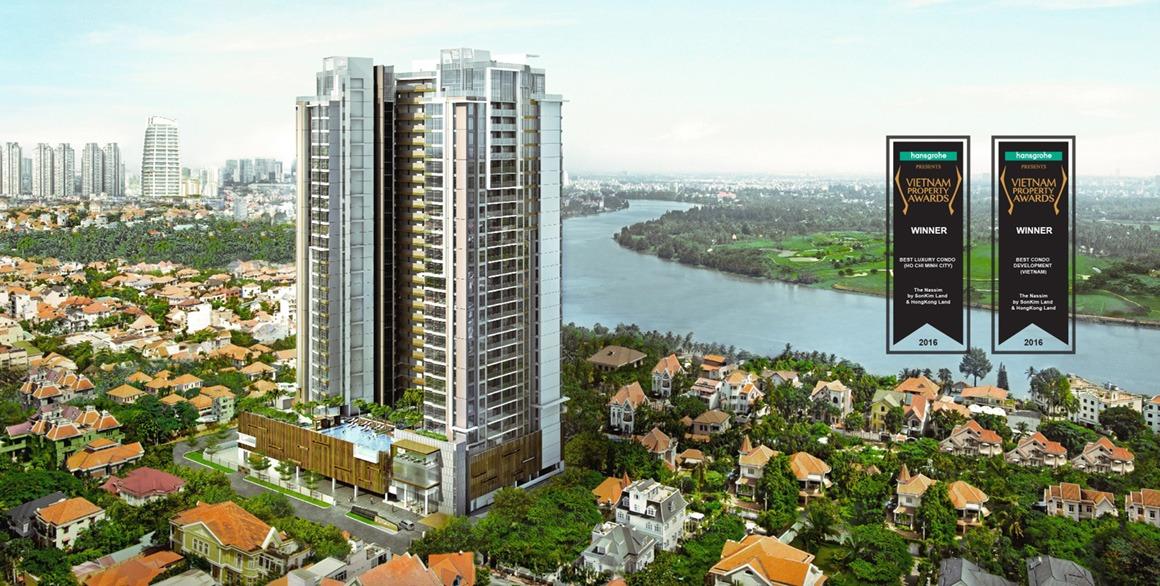 Giá bán căn hộ The Nassim Thảo Điền