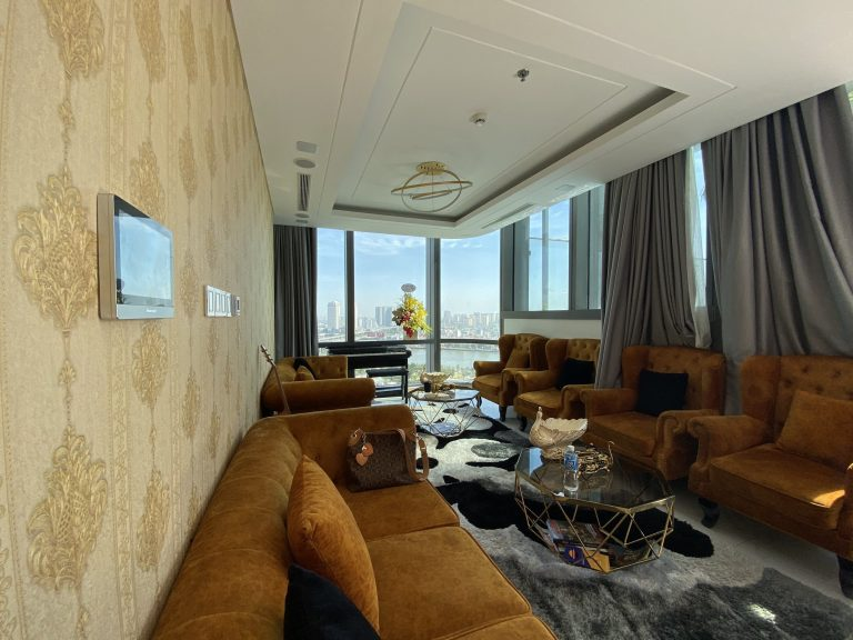 Căn hộ Penthouse, sky Villa Landmark 81
